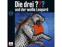 Folge 212 und der weisse Leopard