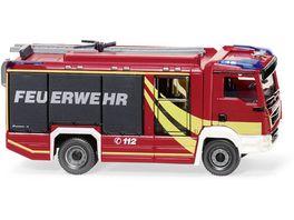 WIKING 061259 1 87 Feuerwehr Rosenbauer AT LF MAN TGM Euro 6