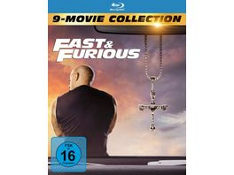 Fast Furious 9 Movie Collection 9 BRs