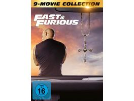 Fast Furious 9 Movie Collection 9 DVDs