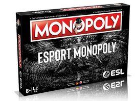 Winning Moves Monopoly ESL Esport