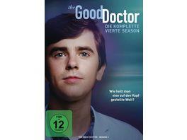 The Good Doctor Die komplette vierte Season 5 DVDs