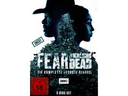 Fear The Walking Dead Staffel 6 5 DVDs