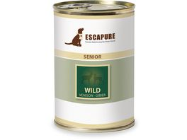 ESCAPURE Nassfutter Senior Menue Wild