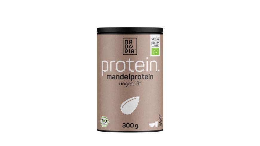 NADURIA Bio Mandelprotein, ungesüßt