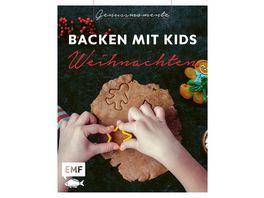 Genussmomente Backen mit Kids Kindern Weihnachten