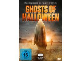 Ghosts of Halloween 3 DVDs
