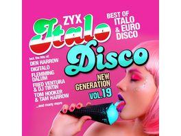 ZYX Italo Disco New Generation Vol 19
