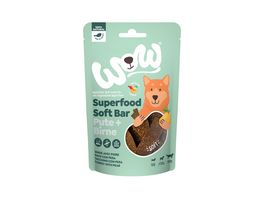 WOW Hundesnack Superfood Soft Bar Pute