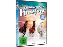 Die allerschoensten Pferdefilme 4 DVDs