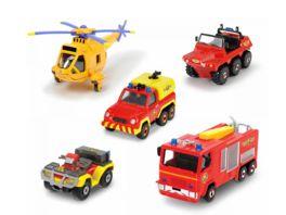 Dickie Toys Feuerwehrmann Sam 5 Pack
