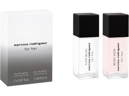 NARCISO RODRIGUEZ for her PURE MUSC Set