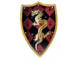 BestSaller 1146 Ritter Schild vom Drachenhang