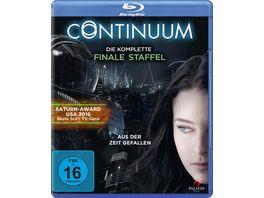 Continuum Die komplette 4 Staffel Das grosse Finale