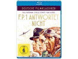 Deutsche Filmklassiker F P 1 antwortet nicht