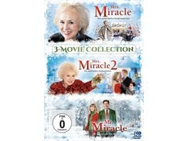 Mrs Miracle 3 Movie Collection 2 DVDs