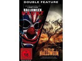Halloween Double Feature Halloween Haunt Tales of Halloween 2 DVDs