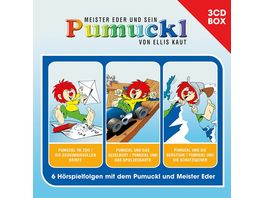 Pumuckl 3 CD Hoerspielbox Vol 3
