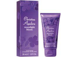 Christina Aguilera Moonlight Bloom Eau de Parfum Moonlight Bloom Hand Bodylotion