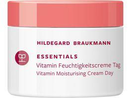 HILDEGARD BRAUKMANN ESSENTIALS Vitamin Feuchtigkeitscreme Tag