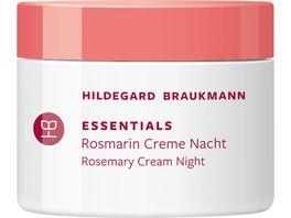 HILDEGARD BRAUKMANN ESSENTIALS Rosmarin Creme Nacht