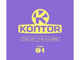 Kontor Top Of The Clubs Vol 91
