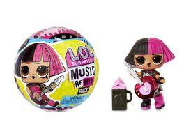 L O L Surprise Remix Rock Dolls