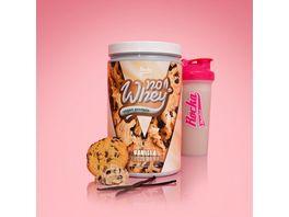 Rocka No Whey Protein Pulver Vanilla Cookie Dough