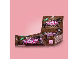 Rocka No Whey Riegel Triple Chocolate