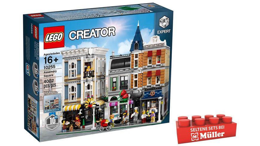 LEGO Creator Expert 10255 - Stadtleben