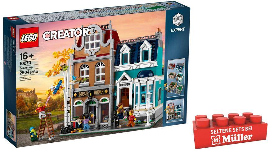 LEGO Creator 10270 - Buchhandlung