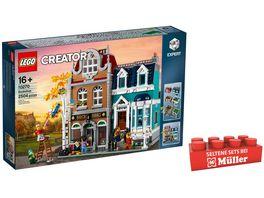 LEGO Creator 10270 Buchhandlung