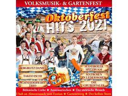 Oktoberfest Hits 2021 Volksmusik Gartenfest