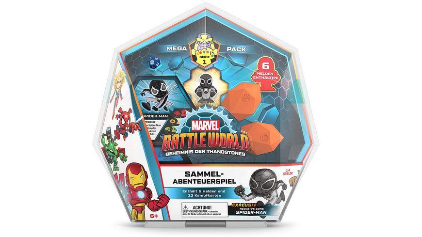 Funko - POP! - Marvel Battleworld: Serie1 Mega Pack - Geheimnis der Thanostone