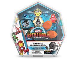 Funko POP Marvel Battleworld Serie1 Mega Pack Geheimnis der Thanostone