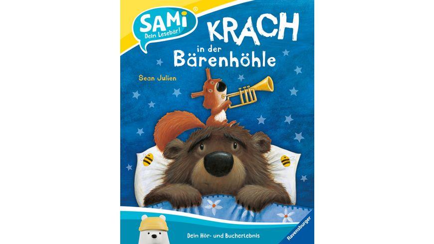 SAMi - Krach in der Bärenhöhle