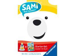 Ravensburger 00097 SAMi dein Lesebaer Starter Set PAW Patrol fuer Kinder ab 5 Jahren