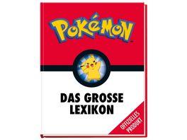 Pokemon Das grosse Lexikon Mehr als 300 Seiten geballtes Wissen fuer alle kleinen und grossen Pokemon Fans