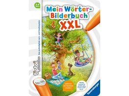 Ravensburger Spiel tiptoi Mein Woerter Bilderbuch XXL