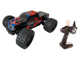drive fly Destructor MT 1 8 Truck brushless No 3182