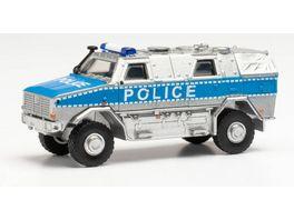 Herpa 095785 ATF Dingo 2 Police