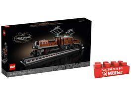 LEGO Creator Expert 10277 Lokomotive Krokodil