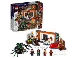 LEGO Marvel 76185 Spider Man in der Sanctum Werkstatt Spielzeug