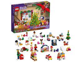 LEGO Friends 41690 Adventskalender Spielzeug fuer Kinder