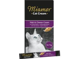 Miamor Katzensnack Malt Cream Kaese