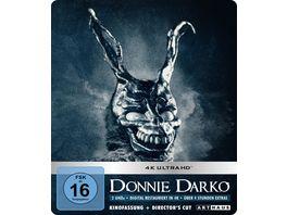 Donnie Darko Limited Steelbook Edition 2 BRs