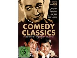 Comedy Classics Die schoensten klassischen Komoedien 4 DVDs