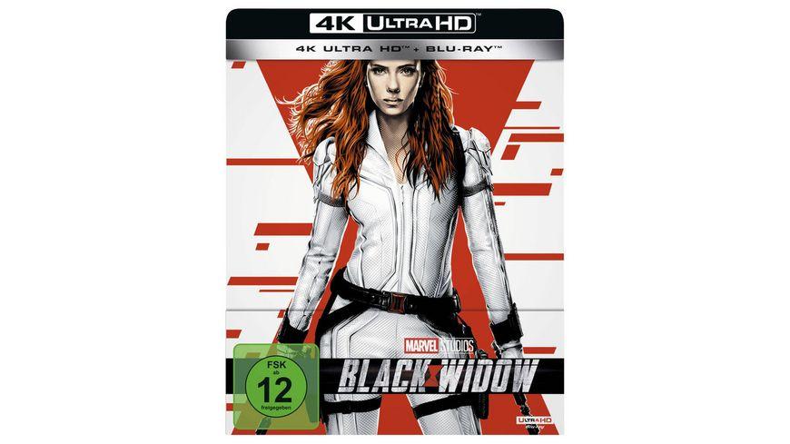 Black Widow  (4K Ultra HD) (+ Blu-ray 2D)