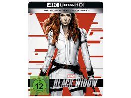 Black Widow 4K Ultra HD Blu ray 2D