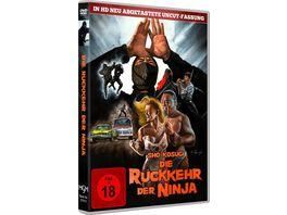 Die Rueckkehr der Ninja uncut Fassung digital remastered
